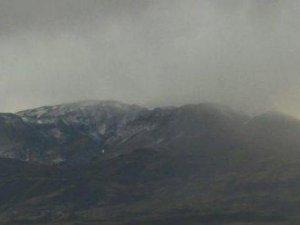Kayseri'den sonra bir ile daha kar yağdı