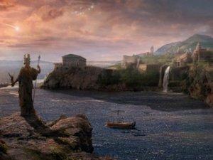 Ege'de dev bir batık şehir bulundu