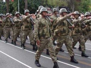 TSK ordudaki asker sayısını açıkladı