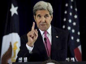 ABD Rusya'nın Suriye'ye müdahalesini istemiyor