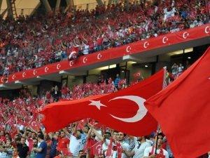 Konya'da müthiş destek