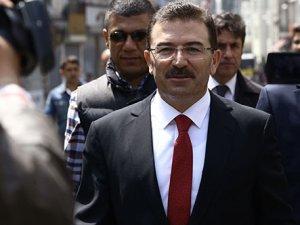 İçişleri Bakanı'ndan Hürriyet'e geçmiş olsun mesajı