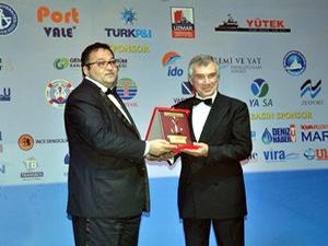 10. Uluslararası Altın Çıpa Denizcilik Başarı Ödülleri sahibini buldu