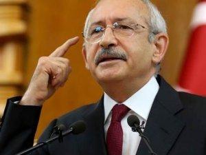 CHP lideri Davutoğlu'ndan randevu istedi