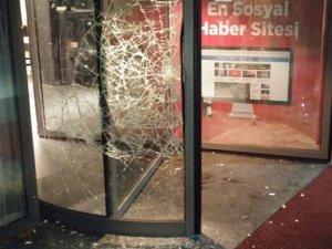 Çirkin saldırıya CHP ve MHP'den tepki