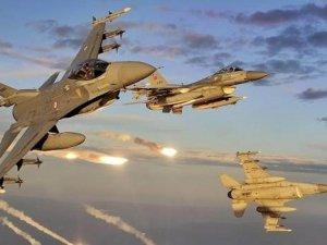 Terör örgütü PKK'ya hava operasyonu!