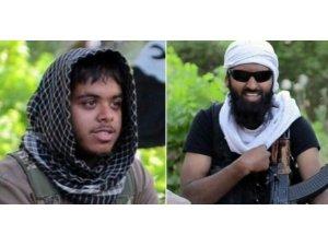 İngiltere, IŞİD militanı iki İngilizi Suriye'de öldürdü