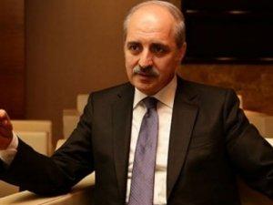 Numan Kurtulmuş Hürriyet'e saldırıyı kınadı