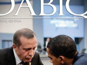Erdoğan ve Obama IŞİD'in dergisine kapak oldu