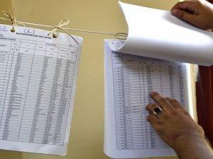 Seçmen listesinde adı olmayanlar ya da adres değiştirenler için son gün