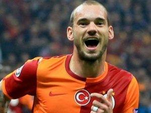 Galatasaray'da Sneijder korkusu