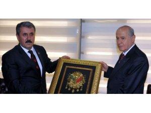 'MHP ile BBP 1 Kasım'da ittifaka gidiyor' iddiası