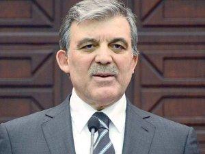 Abdullah Gül'den medyaya saldırı açıklaması