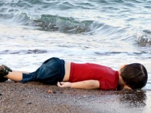 IŞİD, Aylan bebekle tehdit etti!