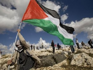 Filistin bayrağı Birleşmiş Milletler önünde dalgalanacak