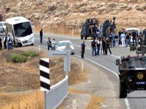 Cizre'de güvenlik güçlerine saldırı: 5 yaralı