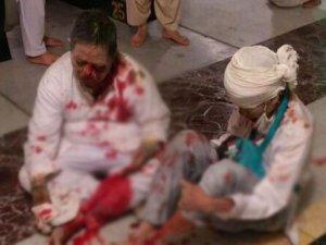Kabe'de vinç devrildi: 107 ölü