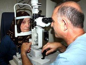 Retina yırtılması, şeker ve miyop hastalarının korkulu rüyası