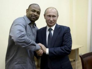 ABD'li boksör Rus vatandaşlığına geçti