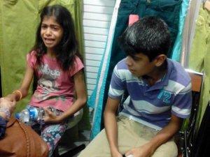 Zabıta babayı götürdü, iki Suriyeli minik ortada kaldı