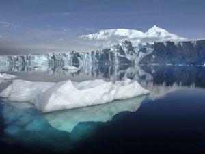 'Fosil yakıtlar Antarktika'yı eritebilir'