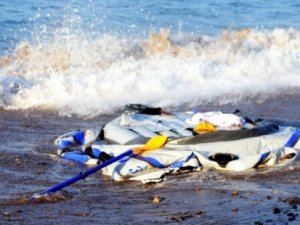 Didim açıklarında göçmenleri taşıyan tekne battı: 14'ü çocuk 34 ölü