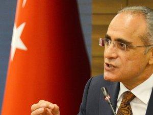 Bakan Topçu'dan 'azil' istemi