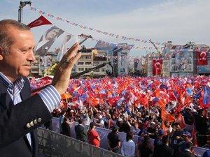 Cumhurbaşkanı Erdoğan 1 Kasım'da yine meydanlara iniyor