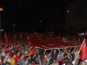 Teröre karşı Ankara'da dev buluşma