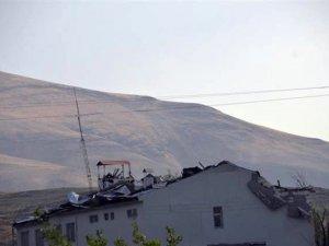 Ağrı'da roketatarlı saldırı