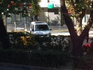 Kızılay'da bomba paniği