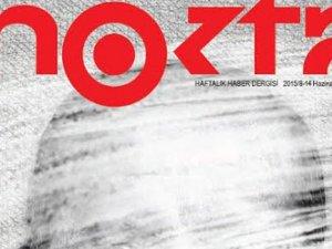Nokta dergisi yazı işleri müdürüne gözaltı