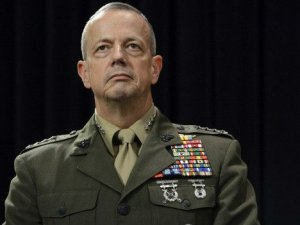 ABD'li general Allen: Suriye'de çözüm için Esad gitmeli