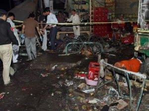 Pakistan'da patlama: En az 10 ölü