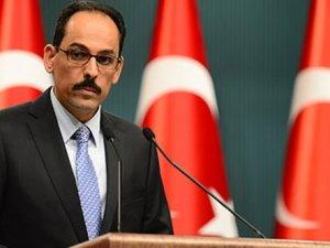 Cumhurbaşkanı Sözcüsü İbrahim Kalın'dan gündeme dair açıklamalar