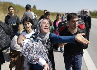 TEM'den Edirne'ye göç: Çocuklar boğulmasın diye...