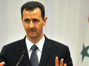 Beşar Esad'dan mülteci açıklaması: Avrupa teröristleri desteklemekten vazgeçsin