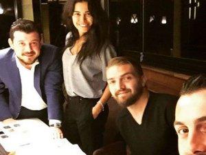 Caner Erkin Asena Erkin çifti yeni villa aldı
