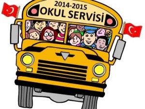 Okul servisleri için velilere uyarı!