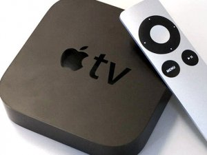 Apple TV'de Web desteği yok