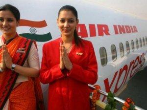 Hindistan Havayolları 'güvenlik' sebebiyle hosteslerden zayıflamalarını istedi