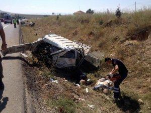 AKP milletvekilinin çarptığı araçta 2 kişi öldü
