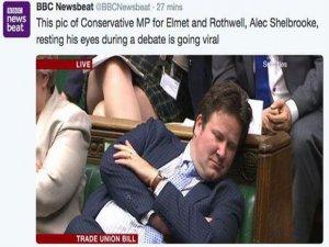 BBC'den sağır milletvekiline özür