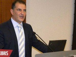 """""""Hedef, Güney Kıbrıs'ın enerji kavşağı olması"""""""