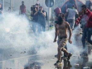 BM: Mültecilere polis müdahalesi şok edici