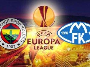 Fenerbahçe-Molde maçı bu kanalda!