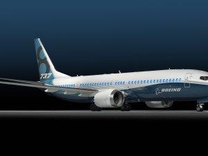 Boeing ilk 737 MAX'ın son montajına başladı