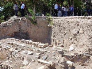 Kalehöyük'te 5 uygarlığın kalıntılarına ulaşıldı