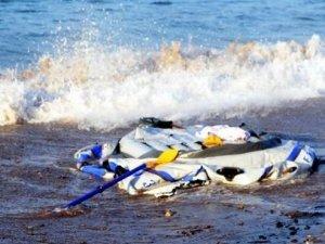 Çeşme'de mülteci botu battı: 4 yaşındaki çocuk öldü