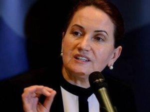 Meral Akşener, adaylık kararını tek cümleyle yorumladı